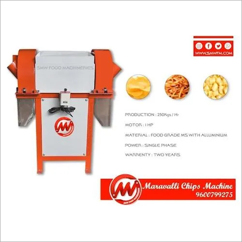 chips machine
