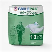SMILEPAD ADULT DIAPER TAPE TYPE