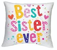 Stylish Personalized Picture Cushion