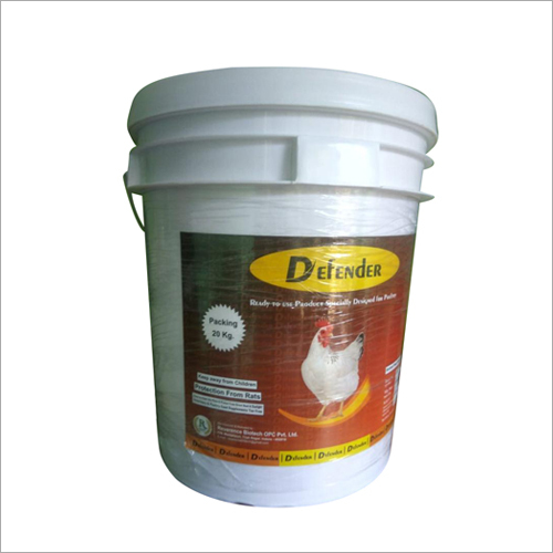 Poultry Defender And Respiratory Booster