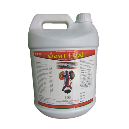 Gout Heal 1 ltr and 5ltr