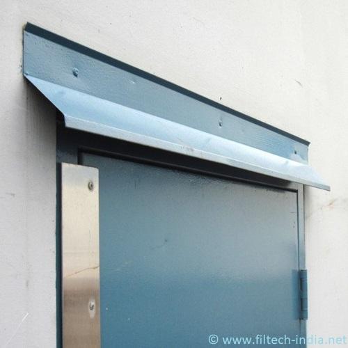 Door Drip Flashing