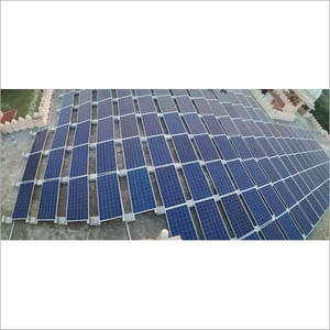 SunEdison Residential Hybrid 2-10 Kw POLY 330 Wp Rooftop Solar Panel System with 10 hours Battery Backup