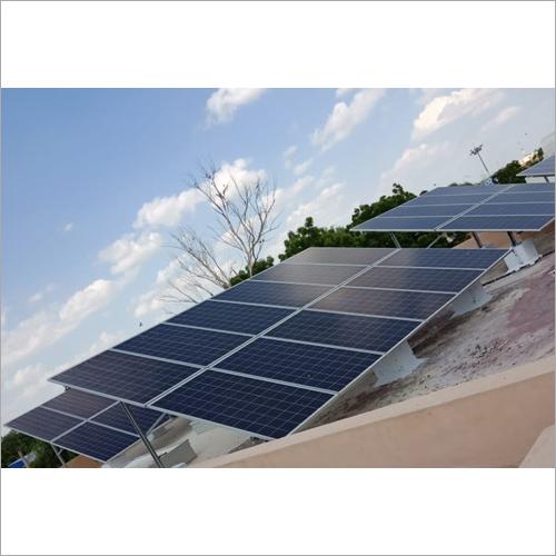 Hospital Solar Panel