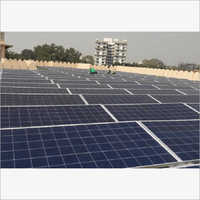 College Roof top Solar Panel