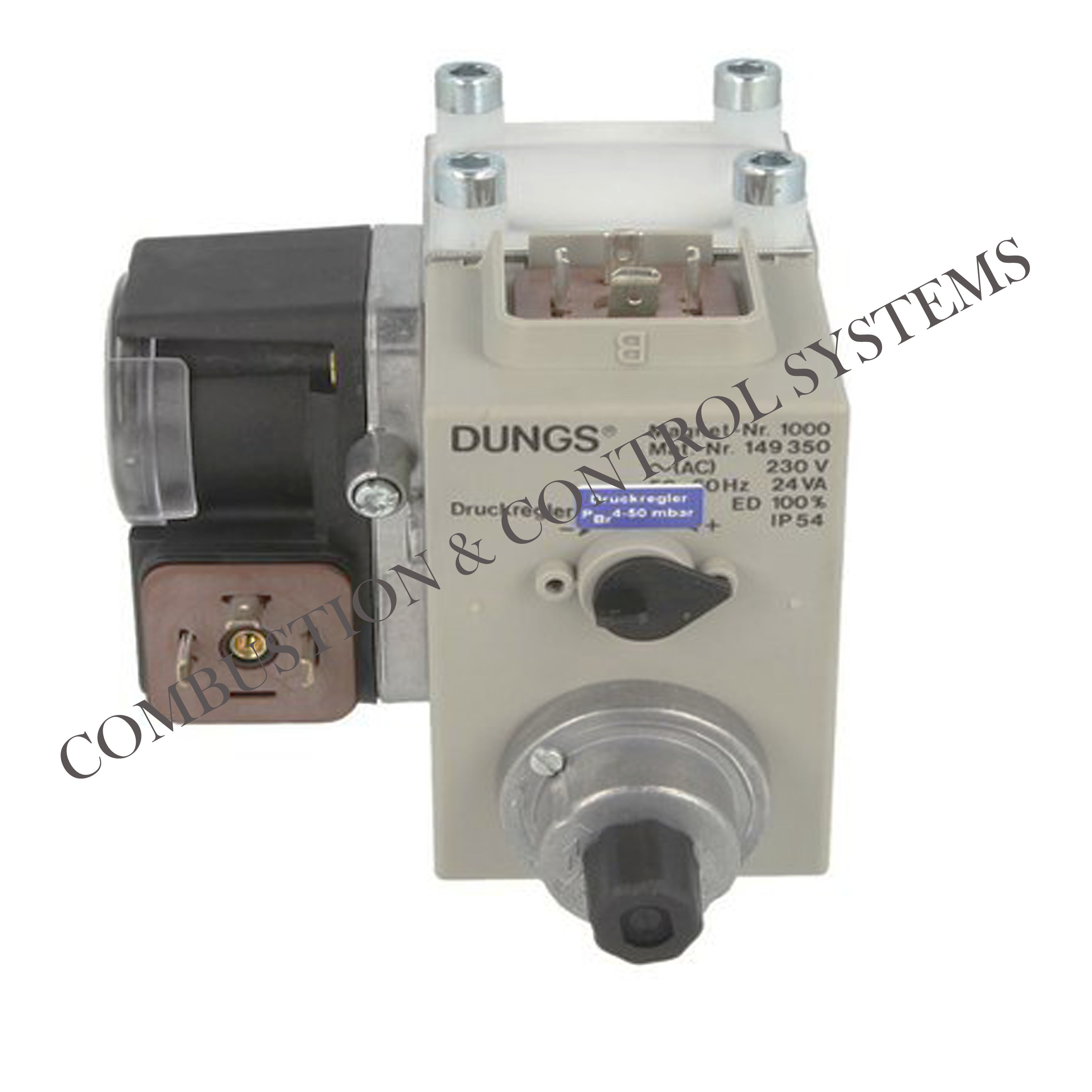 Dungs MB DLE 403 B01 S50 Gas Multibloc