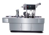 Food Tray Sealing Machine / Bakery, Biscuits Tray Sealing Machine