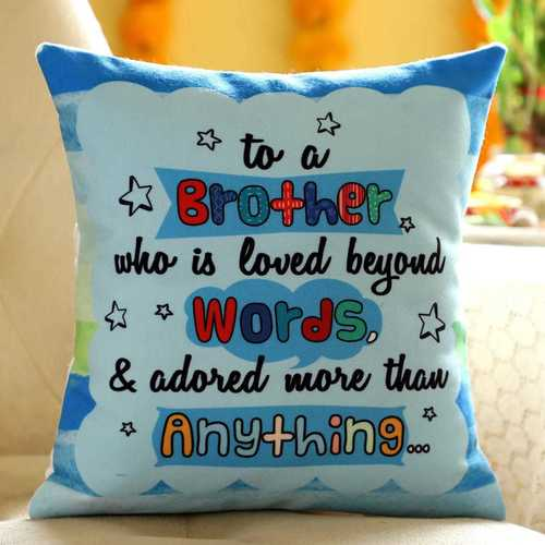 Best Brother Ever Cushion I Pillow