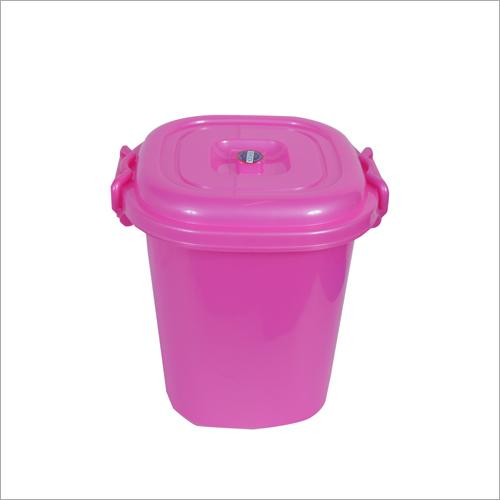 15 Ltr Square Plastic Container