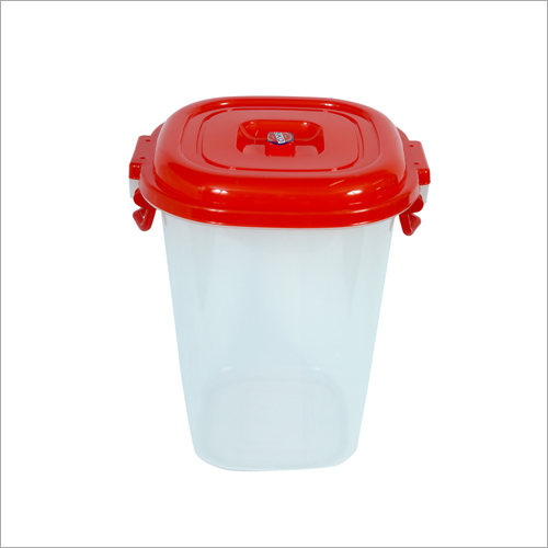 18 Ltr Square Plastic Container