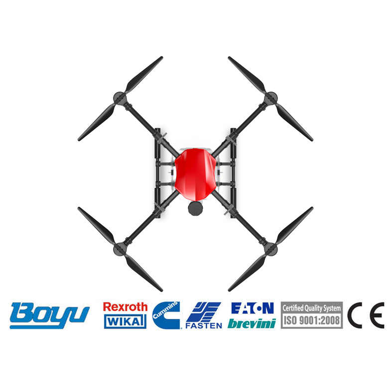 NLA410 Professional 10L UAV Agricultural Sprayer For 4 Wings Drone