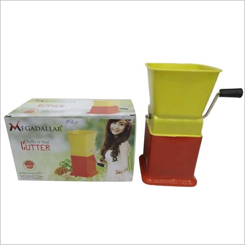 Plastic Chilli Cutter