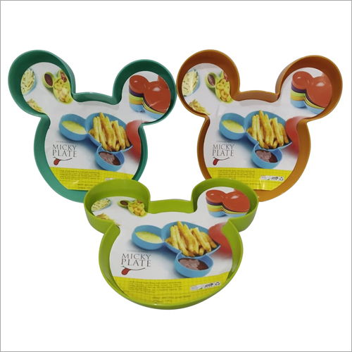 Mickey Plate