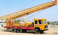 Heavy Duty 450 Meter Water Well Drilling Rig