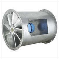 Bifurcated Jet Fan