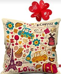 Customized  Best Quality Print I Pillow Cover