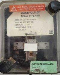 UNDER VOLTAGE RELAY   VAG11YF8016H(M)