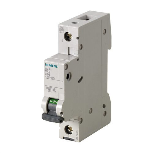 Siemens 5SL6 Miniature Circuit Breaker