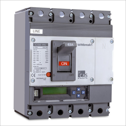 C&S Moulded Case Circuit Breaker