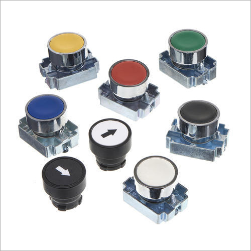 Raas Series Push Button