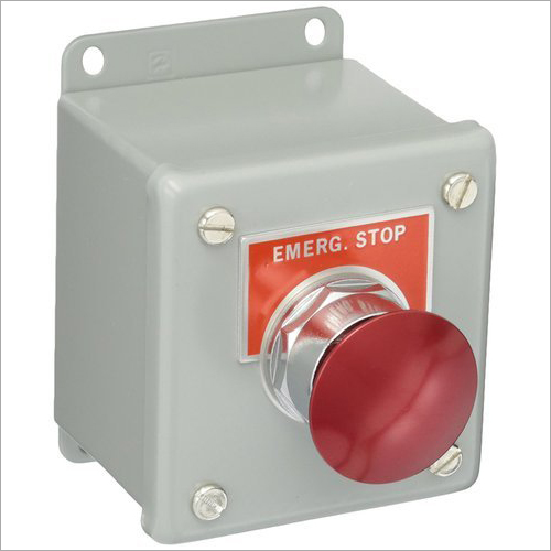 Siemens Heavy Duty Push Button