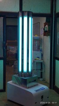 UV Ultra Blaster Robot