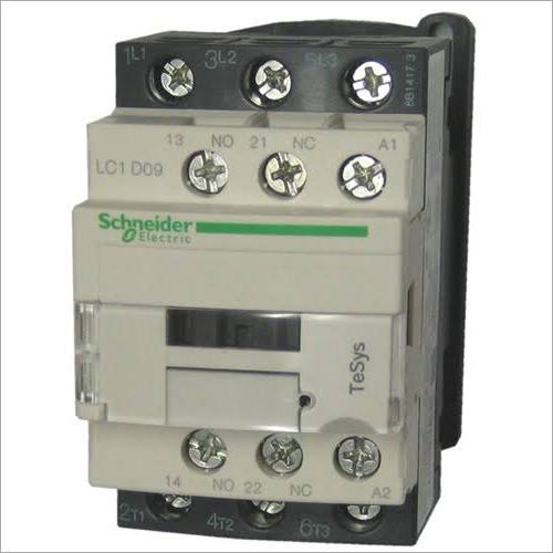Lc1d09 Ac Schneider 3 Pole Contactor