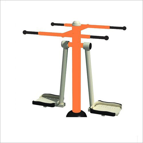 Double Air Swing Outdoor Fitness Equipment