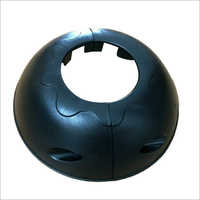 Aluminum Flenge Cap Outdoor Gym Equipment