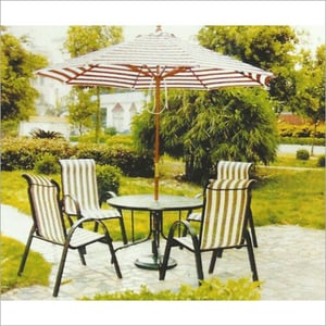 Outdoor Garden Chairs And Table Set