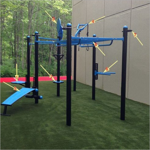 Commando Cross Fit Rig
