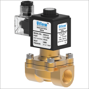 Semi Lift Diaphragm Operated Solenoid Valve Normally Open