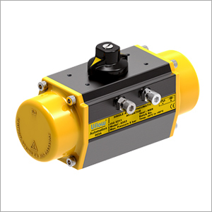 Single Acting Pneumatic Actuator