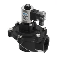 Angle Type Pulse Jet Dust Collector Valve