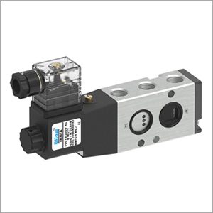 3/2 and 5/2 Single Solenoid Namur Valve With Spring Return
