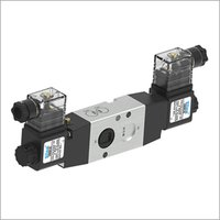 3/2 and 5/2 Double Solenoid Namur Valve