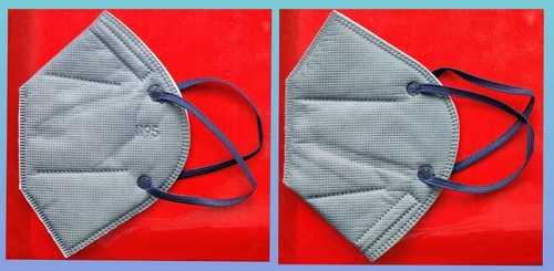 Grey N95 Mask