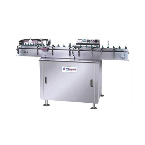 Fully Automatic Double Side Labeling Machine