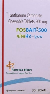 Fosbait 500mg Tablets