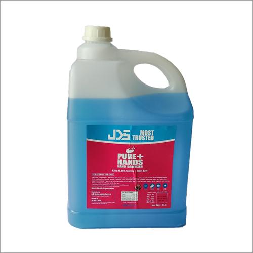 5 Ltr Pure Plus Hands Hand Sanitizer