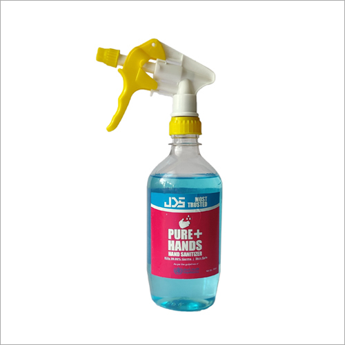 500 ML Pure Plus Hands Hand Sanitizer Spray Gun