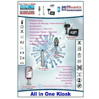 Professional Biometric Face Recognition Biometric Attendance Machine Access Control