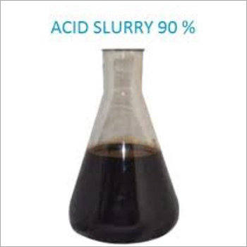 90 Percent Acid Slurry