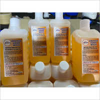 Orange Hand Wash Chemical