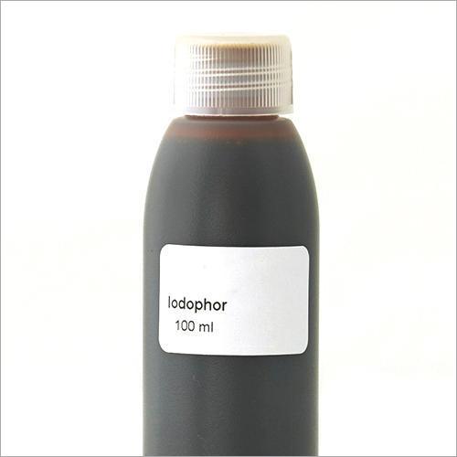 Iodophor Hand Wash Sanitizer