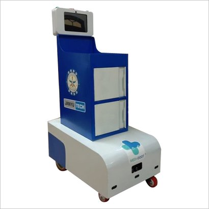 Uv Disinfection Trolley