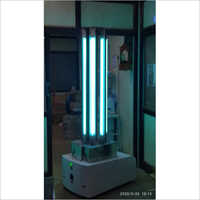 UVC Disinfection Sterilizer Robot