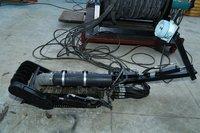 Robotic Sludge Cleaning System