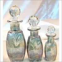 Designer Glass Decanter