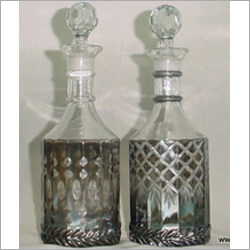 Crystal Glass Decanter